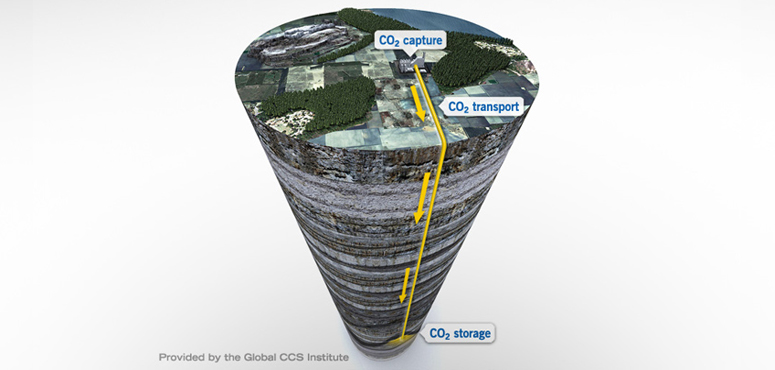 carbon capture storage process
