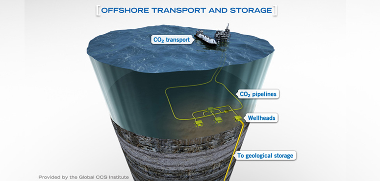 offshore transport and storage